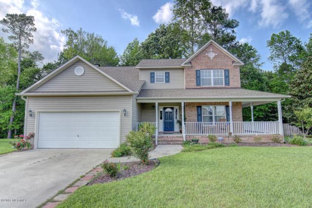 218 Newport Drive, Jacksonville, NC 28540 (MLS #100056404) :: Century 21 Sweyer & Associates