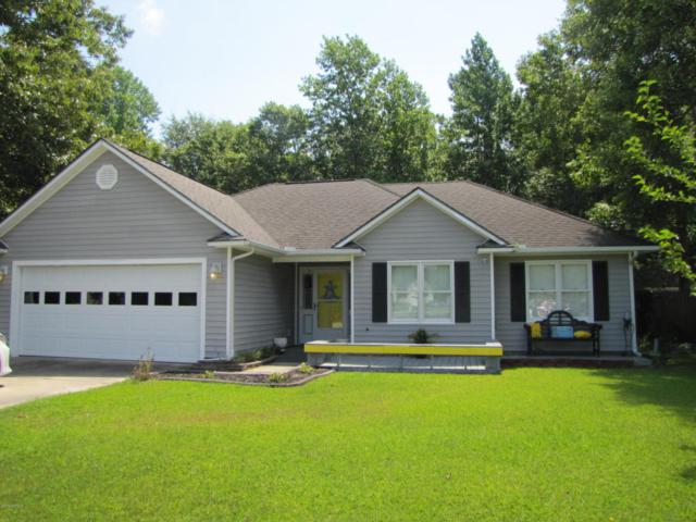 114 Lee K Allen Drive, Havelock, NC 28532 (MLS #100057308) :: RE/MAX Essential