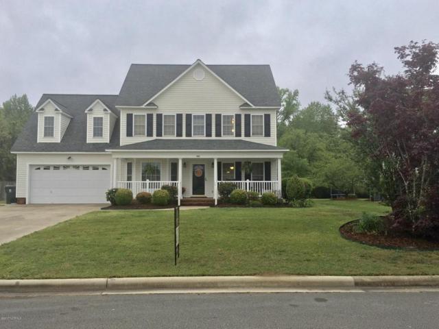 381 Branchwood Drive, Winterville, NC 28590 (MLS #100058615) :: Century 21 Sweyer & Associates