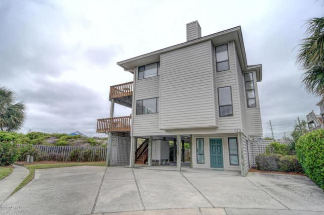5 Sea Oats Lane #5, Wrightsville Beach, NC 28480 (MLS #100058653) :: The Keith Beatty Team