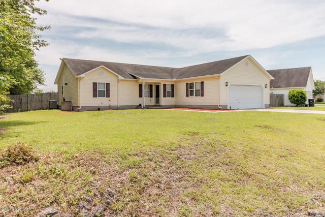 126 Forest Bluff Drive, Jacksonville, NC 28540 (MLS #100059193) :: Century 21 Sweyer & Associates