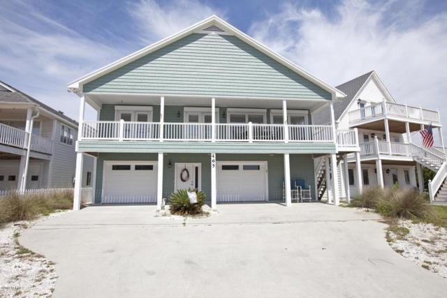 465 Fort Fisher Boulevard N, Kure Beach, NC 28449 (MLS #100060231) :: Century 21 Sweyer & Associates