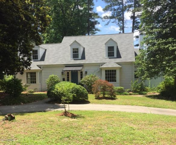 1509 Highland Drive NW, Wilson, NC 27893 (MLS #100060655) :: Century 21 Sweyer & Associates