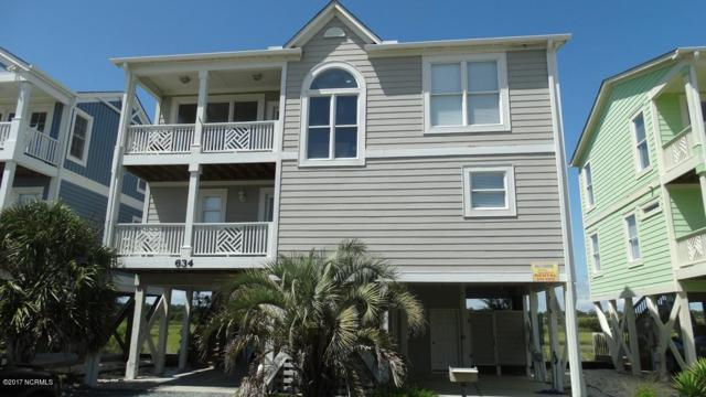 634 Ocean Boulevard W, Holden Beach, NC 28462 (MLS #100060801) :: Century 21 Sweyer & Associates