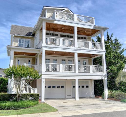 3 Shore Drive, Wrightsville Beach, NC 28480 (MLS #100061469) :: David Cummings Real Estate Team