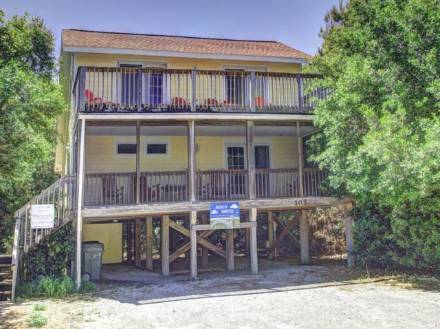 105 Santa Maria Drive, Emerald Isle, NC 28594 (MLS #100061985) :: Century 21 Sweyer & Associates