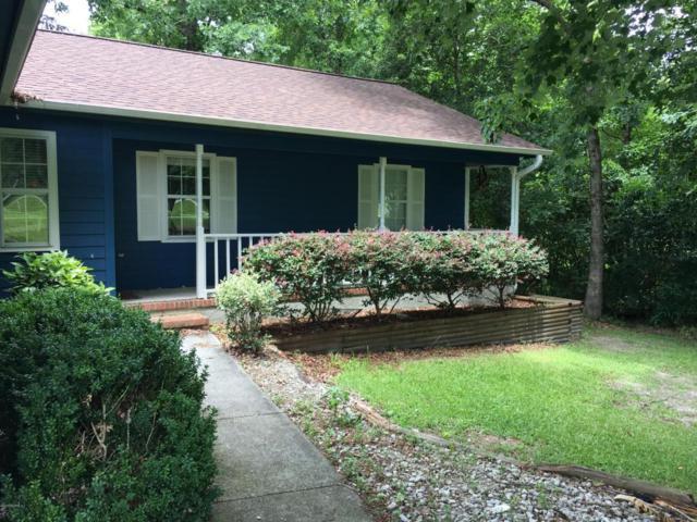 228 S Creek Drive, Jacksonville, NC 28540 (MLS #100062084) :: Century 21 Sweyer & Associates