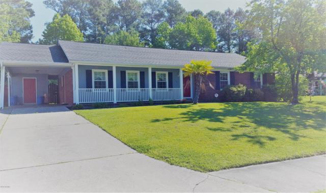 110 Cherrywood Court, Jacksonville, NC 28546 (MLS #100062594) :: Century 21 Sweyer & Associates