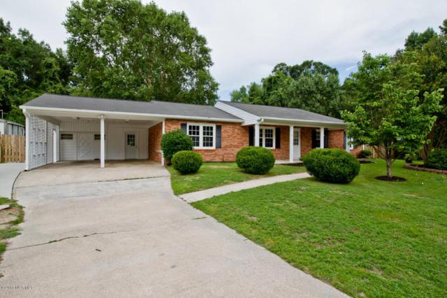 3004 Country Club Road, Jacksonville, NC 28546 (MLS #100062760) :: Century 21 Sweyer & Associates