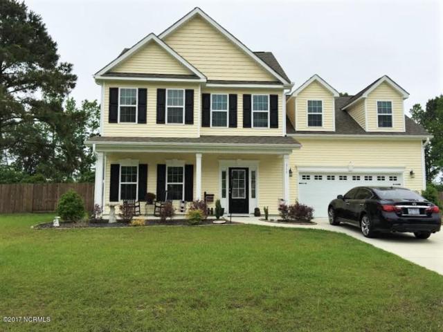 113 Bellchase Drive, Jacksonville, NC 28540 (MLS #100062980) :: Century 21 Sweyer & Associates