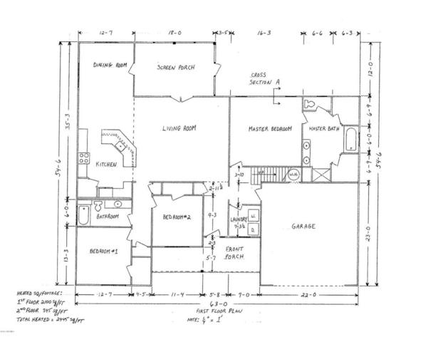 511 N Shore Drive, Sneads Ferry, NC 28460 (MLS #100063113) :: Century 21 Sweyer & Associates