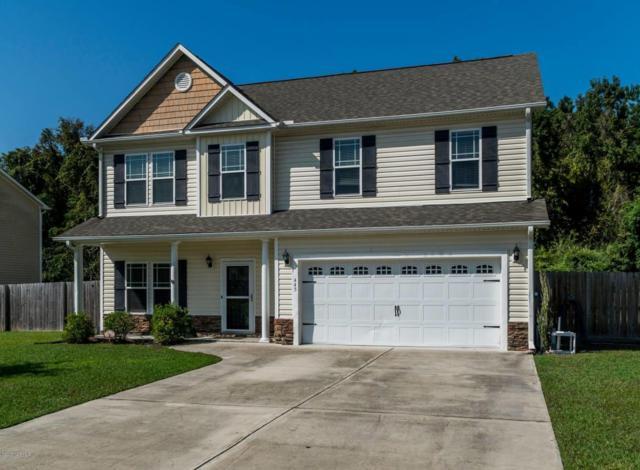 445 Patriots Point Lane, Swansboro, NC 28584 (MLS #100063253) :: Century 21 Sweyer & Associates