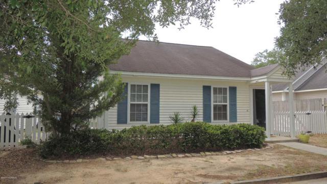 812 Summertree Lane, Wilmington, NC 28412 (MLS #100063925) :: Century 21 Sweyer & Associates