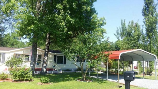 125 Daniel Drive, Hubert, NC 28539 (MLS #100063926) :: Century 21 Sweyer & Associates