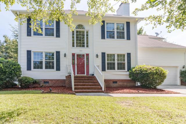 103 Crooked Creek, Jacksonville, NC 28540 (MLS #100064100) :: Century 21 Sweyer & Associates