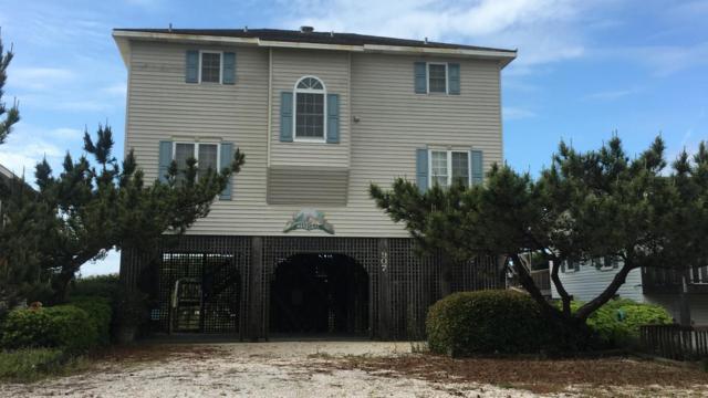 907 Ocean Boulevard W, Holden Beach, NC 28462 (MLS #100064624) :: Century 21 Sweyer & Associates