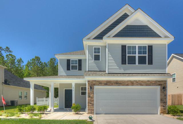 896 Heart Wood Loop Road NE, Leland, NC 28451 (MLS #100064992) :: Century 21 Sweyer & Associates