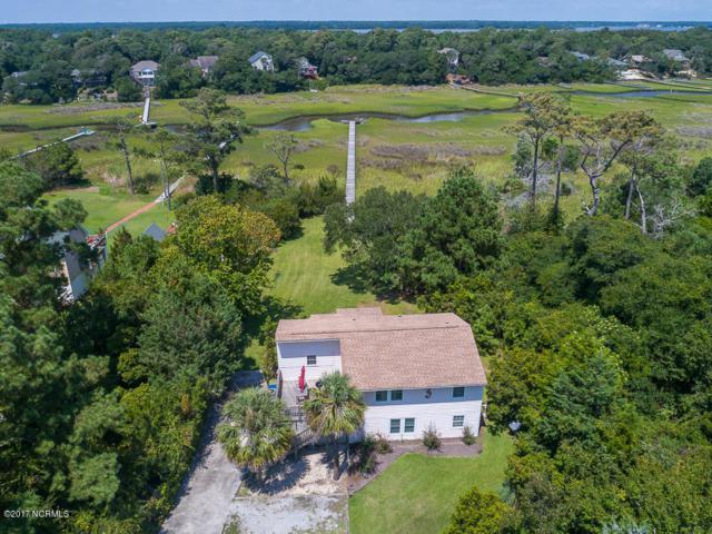 7306 Canal Drive, Emerald Isle, NC 28594 (MLS #100065171) :: Century 21 Sweyer & Associates