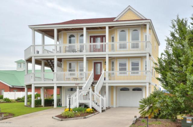 147 Yacht Watch Drive, Holden Beach, NC 28462 (MLS #100065287) :: Century 21 Sweyer & Associates
