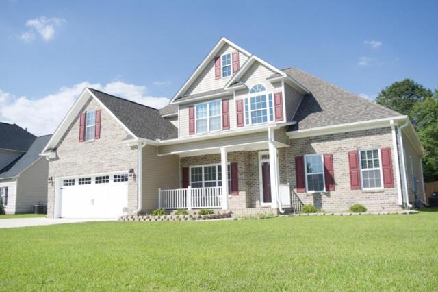 4213 Barrington Drive, Greenville, NC 27834 (MLS #100065292) :: Century 21 Sweyer & Associates