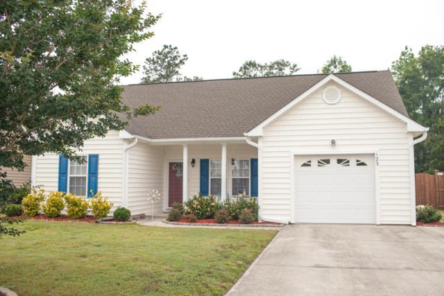 123 N Palm Drive, Winnabow, NC 28479 (MLS #100065300) :: Century 21 Sweyer & Associates