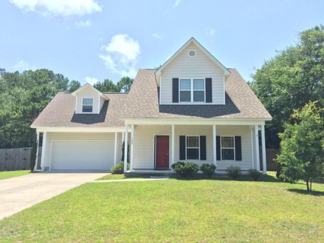 109 Wild Oak Dr, Newport, NC 28570 (MLS #100065362) :: Century 21 Sweyer & Associates