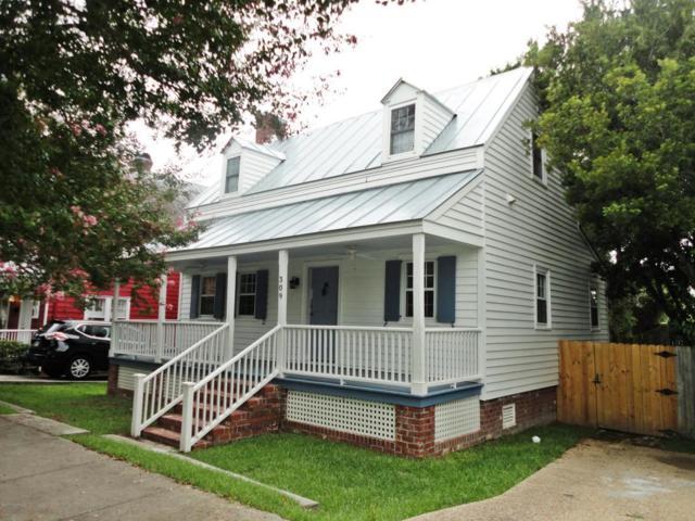 309 Bern Street, New Bern, NC 28562 (MLS #100065852) :: Century 21 Sweyer & Associates