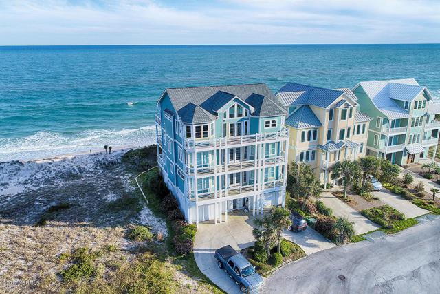 100 Oceanview Lane, North Topsail Beach, NC 28460 (MLS #100065895) :: Century 21 Sweyer & Associates