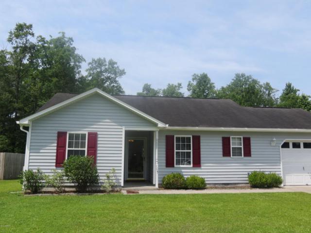 105 Sweet Bay Drive, New Bern, NC 28560 (MLS #100066259) :: Century 21 Sweyer & Associates