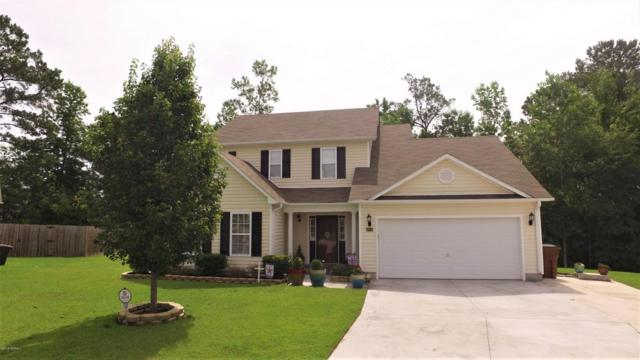 130 Whiteleaf Drive, Jacksonville, NC 28546 (MLS #100066383) :: Century 21 Sweyer & Associates