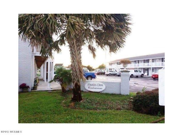 127 Old Causeway Road #27, Atlantic Beach, NC 28512 (MLS #100066387) :: Century 21 Sweyer & Associates