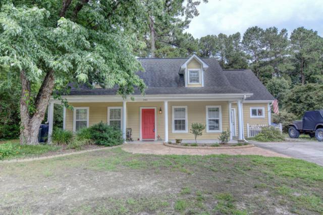 146 S Colony Circle, Wilmington, NC 28409 (MLS #100066526) :: Century 21 Sweyer & Associates