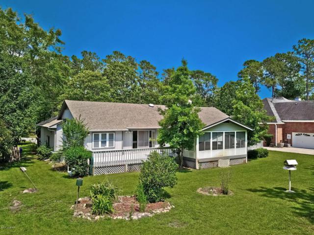4 Sandtrap Drive, Shallotte, NC 28470 (MLS #100067587) :: Century 21 Sweyer & Associates