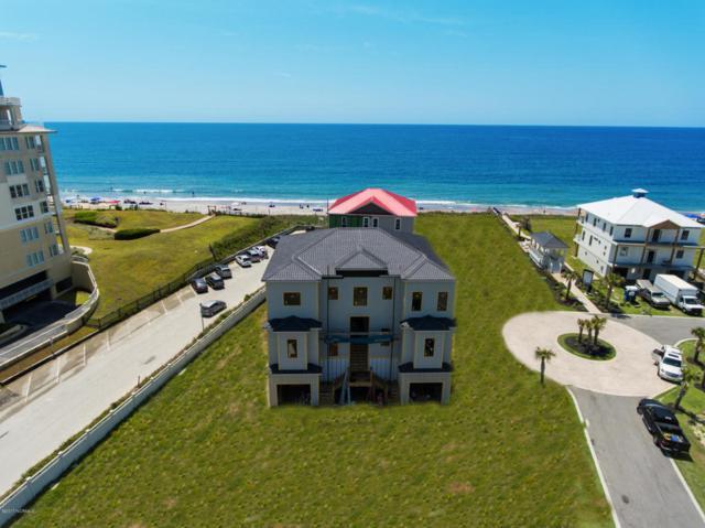 113 Ocean Bluff Drive, Indian Beach, NC 28512 (MLS #100068195) :: Century 21 Sweyer & Associates