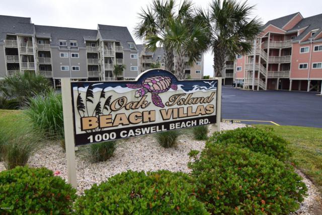 1000 Caswell Beach Road #809, Oak Island, NC 28465 (MLS #100068243) :: David Cummings Real Estate Team