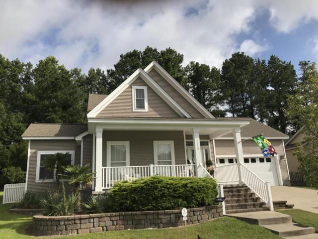 1719 Sassafras Court, Greenville, NC 27858 (MLS #100068310) :: Century 21 Sweyer & Associates