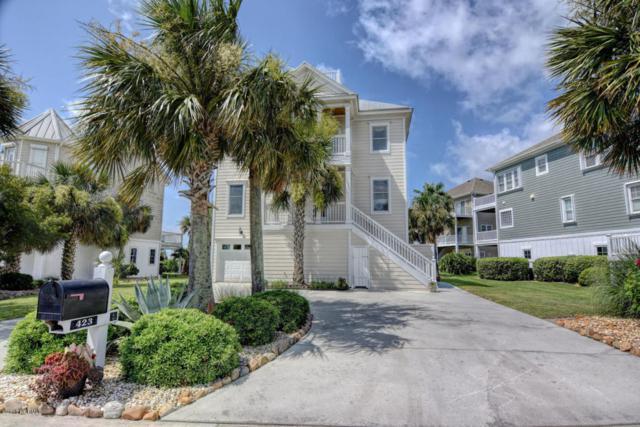 423 Oceana Way, Carolina Beach, NC 28428 (MLS #100069067) :: Century 21 Sweyer & Associates