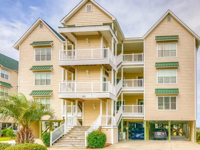 160 Via Old Sound Boulevard A, Ocean Isle Beach, NC 28469 (MLS #100069170) :: Century 21 Sweyer & Associates
