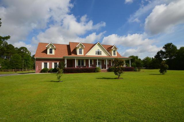125 Plantation Drive, Swansboro, NC 28584 (MLS #100069351) :: Century 21 Sweyer & Associates