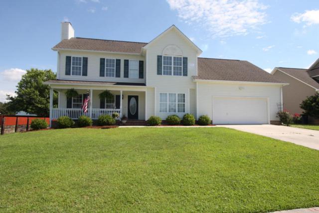 309 Altavista Loop, Jacksonville, NC 28546 (MLS #100069793) :: Century 21 Sweyer & Associates
