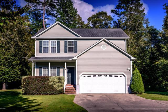 168 Old Beechtree Lane, Jacksonville, NC 28540 (MLS #100070788) :: Century 21 Sweyer & Associates