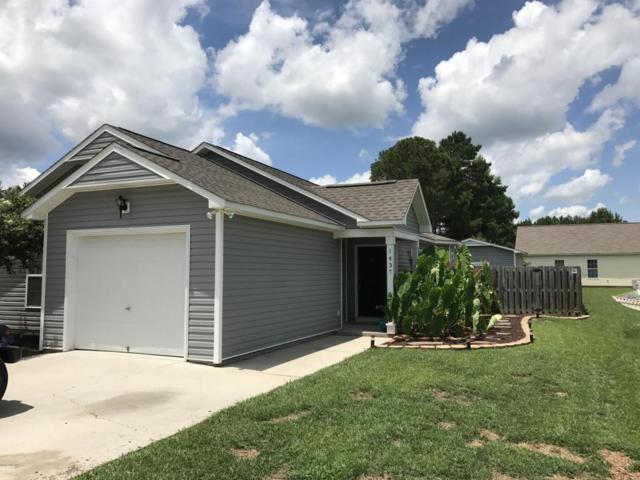 1437 Forest Hill Drive, Navassa, NC 28451 (MLS #100070956) :: Century 21 Sweyer & Associates