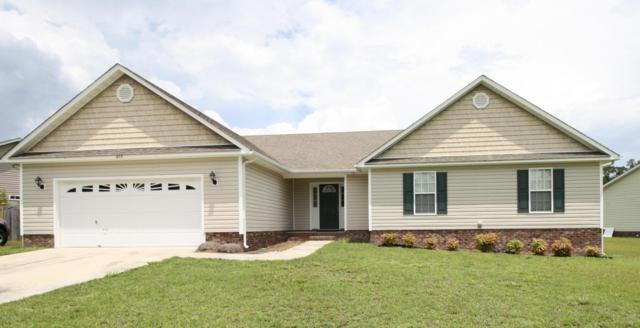 213 Dartmoor Trail, Jacksonville, NC 28540 (MLS #100072538) :: Century 21 Sweyer & Associates