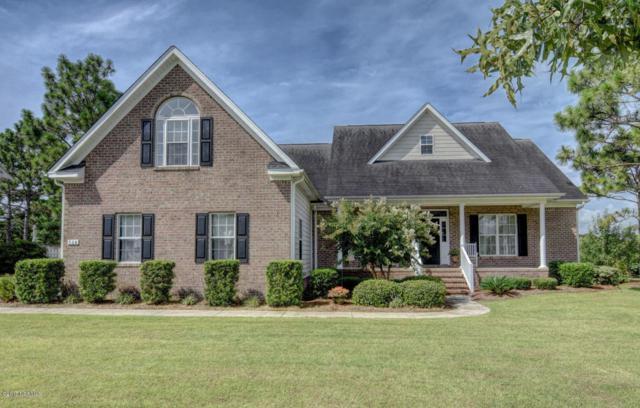 528 Rivage Promenade, Wilmington, NC 28412 (MLS #100072599) :: David Cummings Real Estate Team
