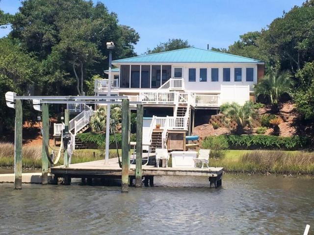 7125 Archers Creek Drive, Emerald Isle, NC 28594 (MLS #100072782) :: Century 21 Sweyer & Associates