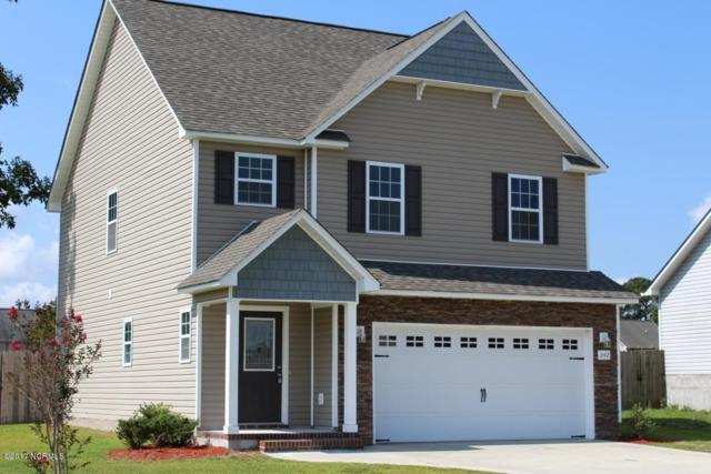 242 Rowland Drive, Richlands, NC 28574 (MLS #100073571) :: Century 21 Sweyer & Associates