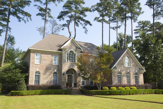 609 Ashburton Drive, Greenville, NC 27858 (MLS #100074532) :: Century 21 Sweyer & Associates