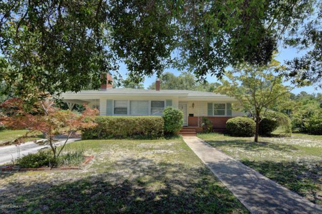 519 Larchmont Drive, Wilmington, NC 28403 (MLS #100074542) :: Century 21 Sweyer & Associates