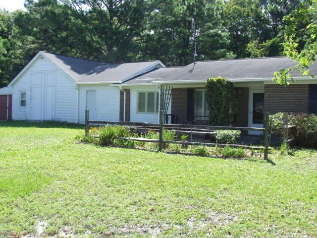 4720 Oakview Drive SE, Southport, NC 28461 (MLS #100075345) :: Century 21 Sweyer & Associates