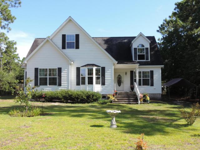 132 Forest Line Drive, Newport, NC 28570 (MLS #100075640) :: Century 21 Sweyer & Associates